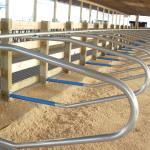 3-Bend Loop Free Stalls