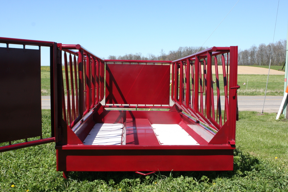 Bale Boss II Calf Feeder
