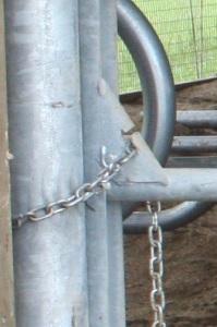 Chain Plate Latch