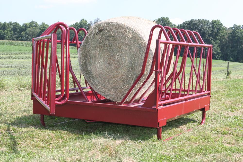 Steinway Equipment Round Bale